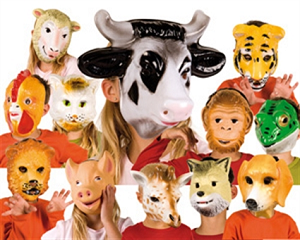 dierenmaskers
