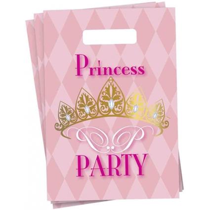 Uitdeelzakjes Princess