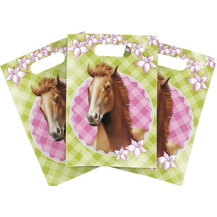Uitdeelzakjes Paard