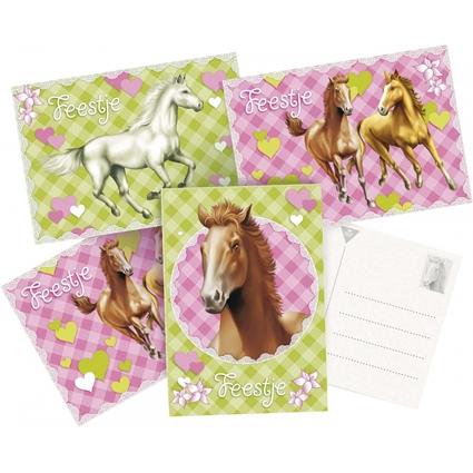 Uitnodigingen paard