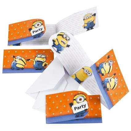 uitnodigingskaartenenvelop_minions
